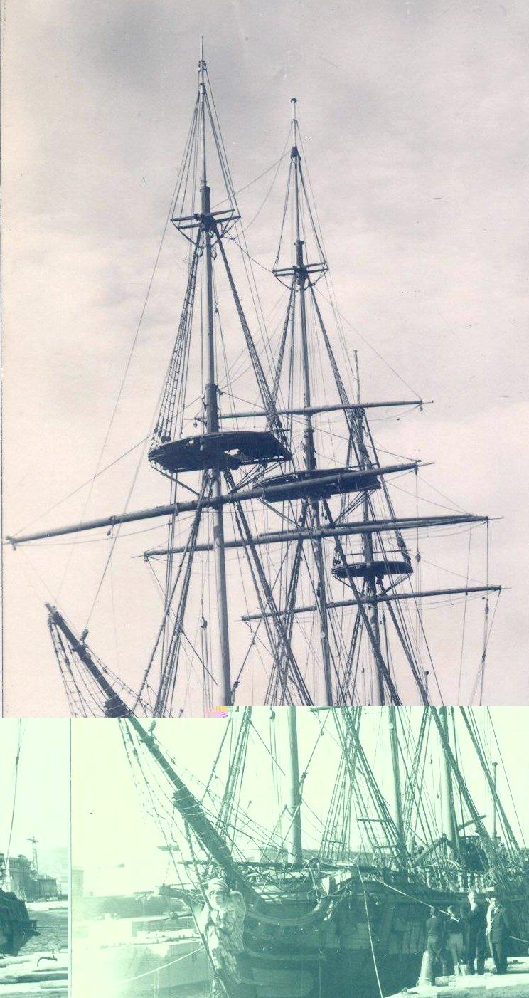Historic Tall Ship Replicas Nachbauten Historischer Grosegler